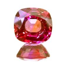 Sapphire_padparaja_cushion_2.28cts